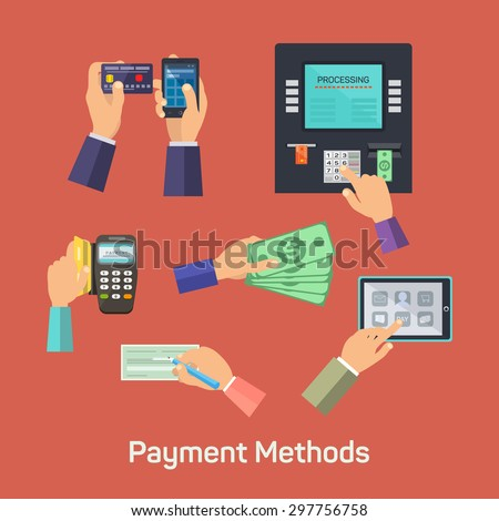 Online payment options for websites