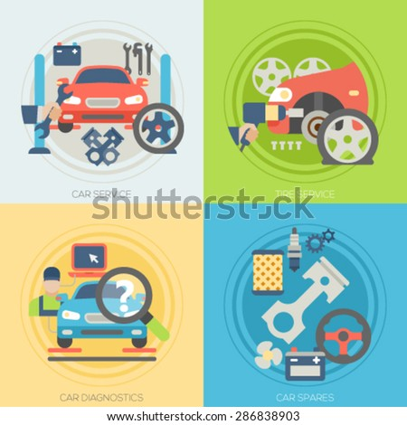 car service stock images royalty free images vectors shutterstock. Black Bedroom Furniture Sets. Home Design Ideas