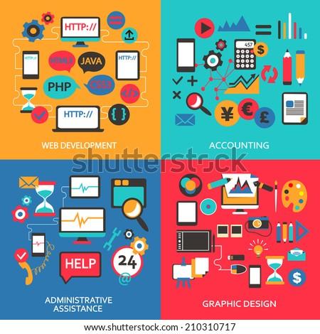 Infographic design freelance