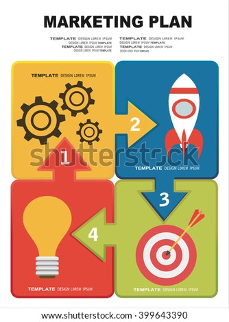 Business Infographics Stages Sales Funnel Audience Stock Vector 391314463 Shutterstock