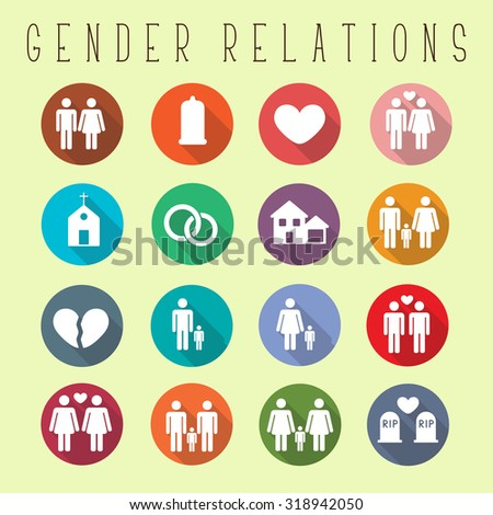gender relations In gender studies, hegemonic masculinity is part of the idea was then transferred to the problem of gender relations hegemonic masculinity draws some of its.