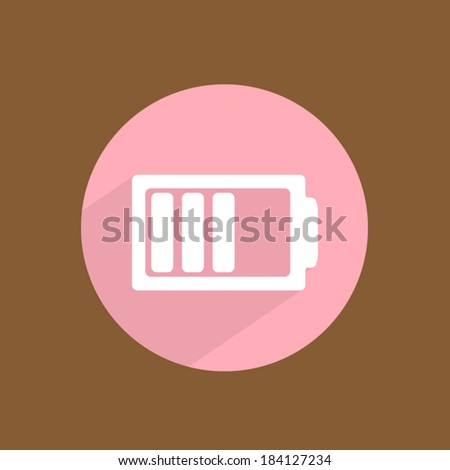 Flat icons vector. eps10  - stock vector