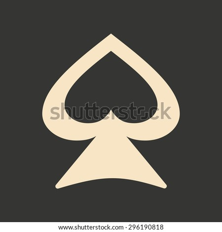 Flat in black and white mobile application suit peak - stock vector