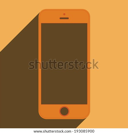 Iphone silhouette Stock Photos, Illustrations, and Vector Art Iphone Silhouette Icon