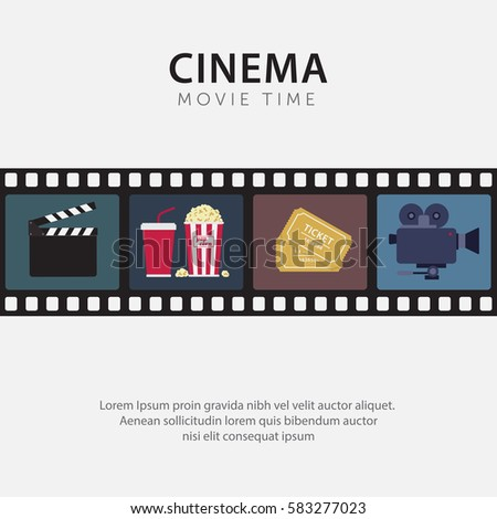 Movie Time Stock Images, Royalty-Free Images & Vectors   Shutterstock