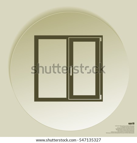 Stock images royalty free images vectors shutterstock for Modern window styles