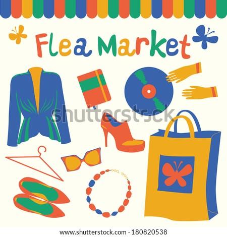 Flea Market Stock Images Royalty Free Images Amp Vectors Shutterstock