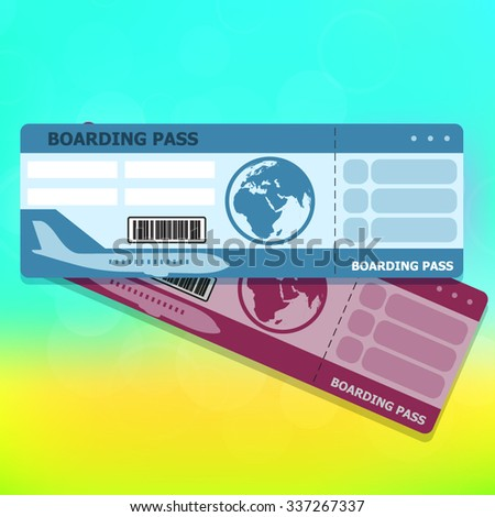 Flight Boarding Passes