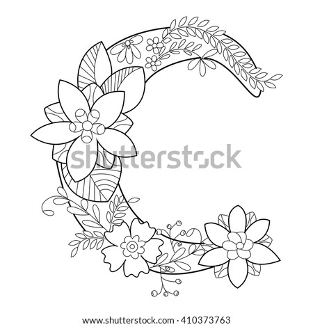 Flower Alphabet Stock Images Royalty Free Images Amp Vectors