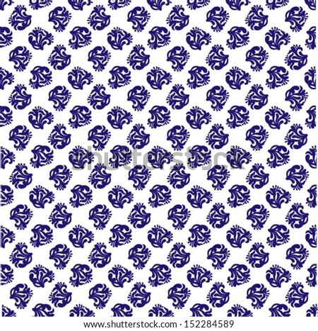 Traditional China Patterns floral background asian seamless pattern abstract stock vector