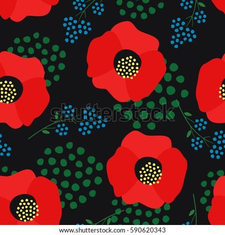 In dies magis 39 s portfolio on shutterstock - Bat and poppy wallpaper ...