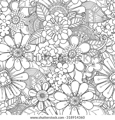 Coloring Page Outline Stock Photos Images Amp Pictures