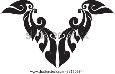 tribal vector art stock vector 1638379 shutterstock. Black Bedroom Furniture Sets. Home Design Ideas