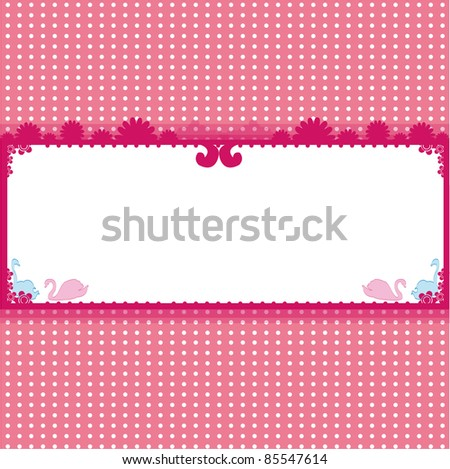 Floral Vector Background .EPS10 Compatible