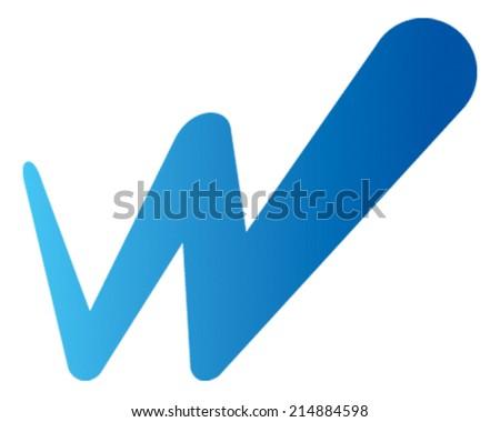 Flow - stock vector