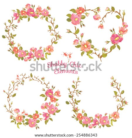Flower Garland Stock Images Royalty Free Images Amp Vectors