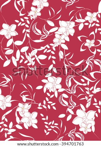 Flower Floral Samples Pattern