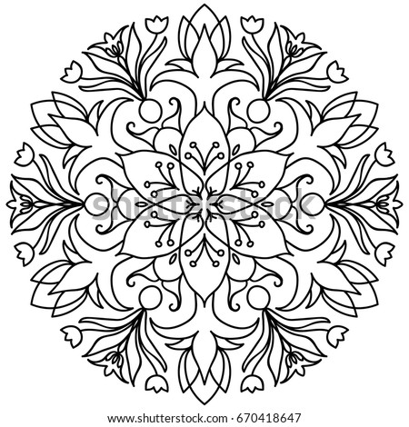 Complex Mandala Stock Images Royalty Free Images Amp Vectors