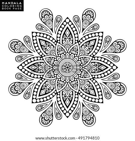 Flower Mandala Vintage Decorative Elements Oriental 491794810 additionally Mandalas List likewise 6633305 together with 333547916131099914 further Lekker Haken. on crochet mandala pattern