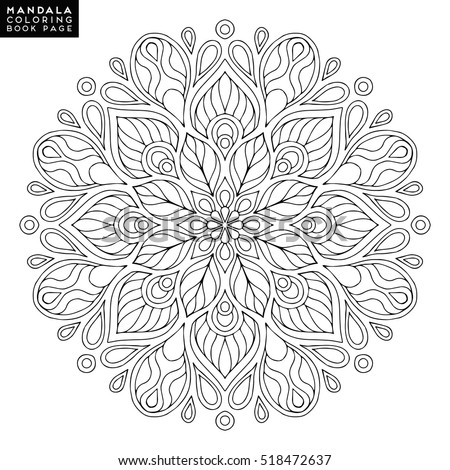Mandala stock images royalty free images vectors for Advanced molding and decoration