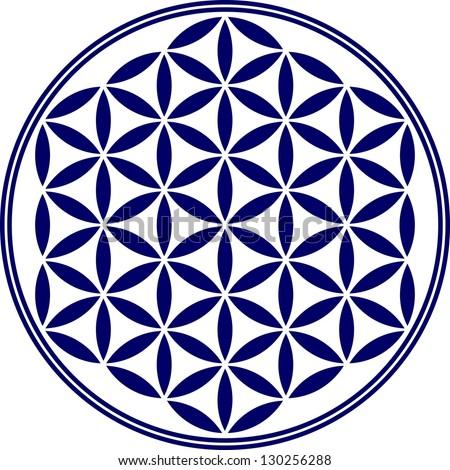 Enso Zen Circle Enlightenment Enso Zen Stock Vector