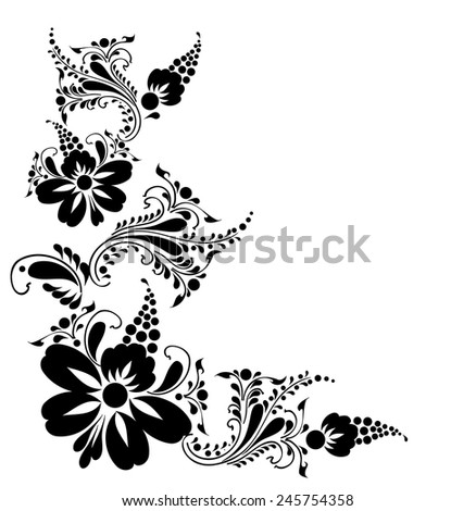 Free Clipart Black And White Borders further Wolf Pack Logo Design in addition Floral design also How Time Flies in addition Articulated Fun. on indian summer
