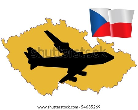 fly me to the Czech republic