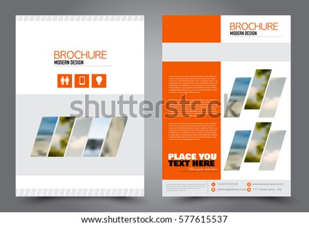 School Brochure Stock Images, Royalty-Free Images & Vectors