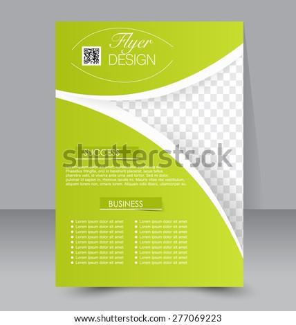 Stockafbeeldingen rechtenvrije afbeeldingen en vectoren – Green Flyer Template