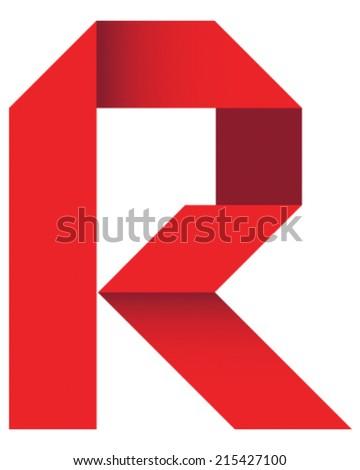 Fold Icon - stock vector