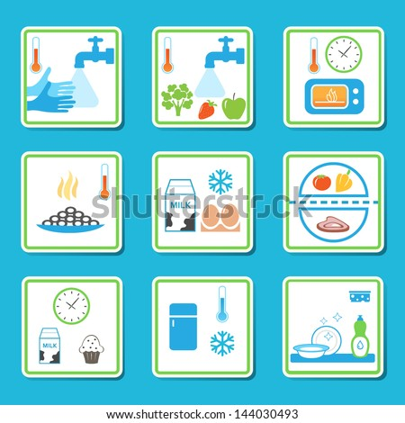 Food Hygiene Stock Images, Royalty-Free Images & Vectors ...