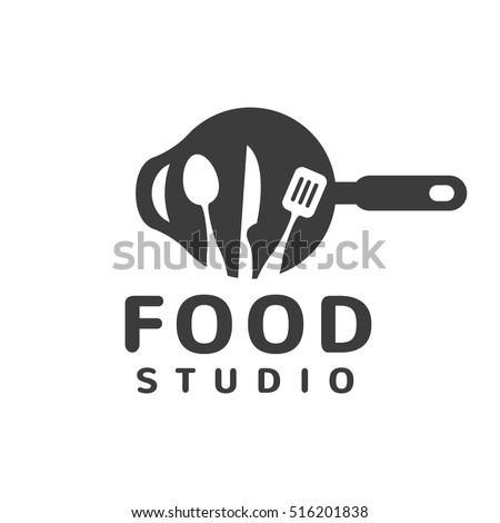 Chef logo stock images royalty free images vectors for Kitchen designs logo