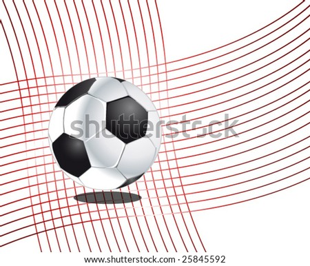 football background - vector collection