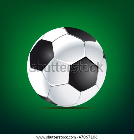 football icon - stock vector