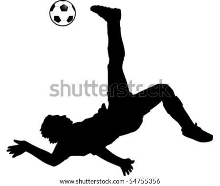 bicycle kick stock photos images amp pictures shutterstock