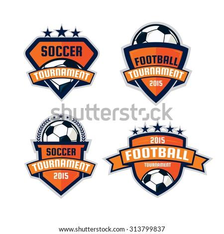 Soccer Emblem Stock Images, Royalty-Free Images & Vectors ...