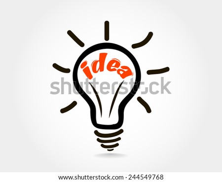 For business projects or web design - stock vector