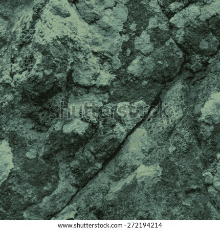 forest moss-grown stone. abstract background. grunge textures. vector illustration. - stock vector
