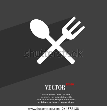 how to eat using fork and spoon