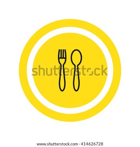 fork spoon Icon. fork spoon Icon Vector. fork spoon Icon Art. fork spoon Icon eps. fork spoon Icon JPG. fork spoon Icon logo.fork spoon Icon Sign.fork spoon Icon Flat. fork spoon Icon. fork spoon icon - stock vector