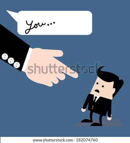 Formal complaint - stock vector