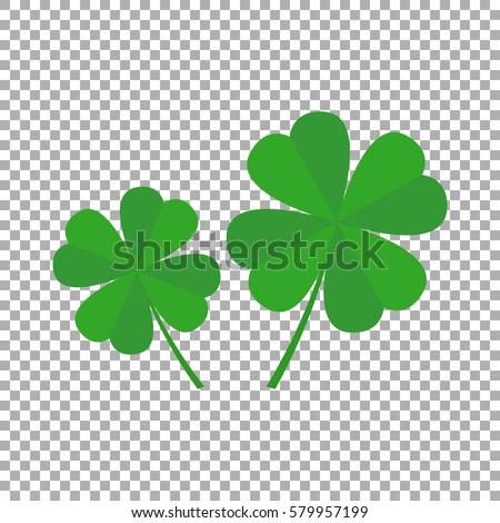four leaf clover iconのベクター画像素材 579957199 shutterstock