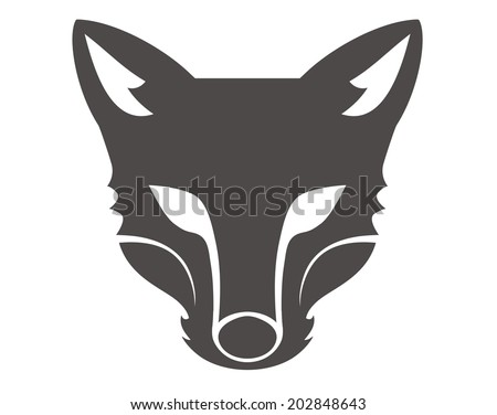 Fox Silhouette Stock I...