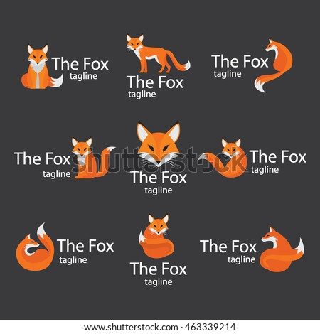 Fox Logo Stock Images, Royalty-Free Images & Vectors | Shutterstock