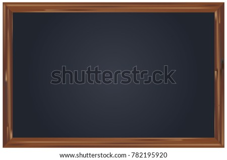 Framed Decorative Chalkboard. Great for kitchen decor, restaurant menus, weddings and more.