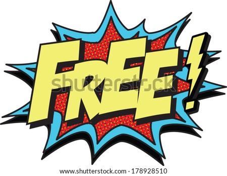 free - stock vector