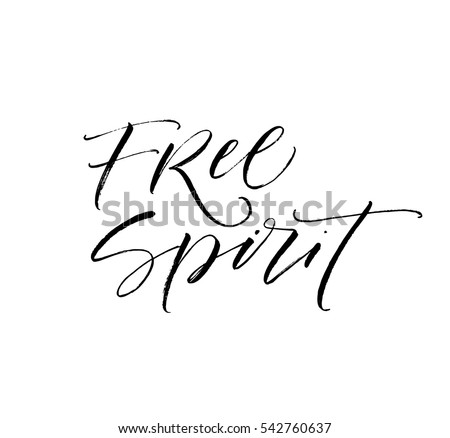 Free Spirit Stock Images Royalty Free Images Vectors