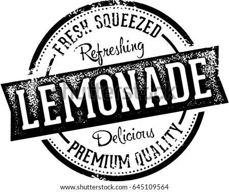 lemonade stand stock images royaltyfree images amp vectors