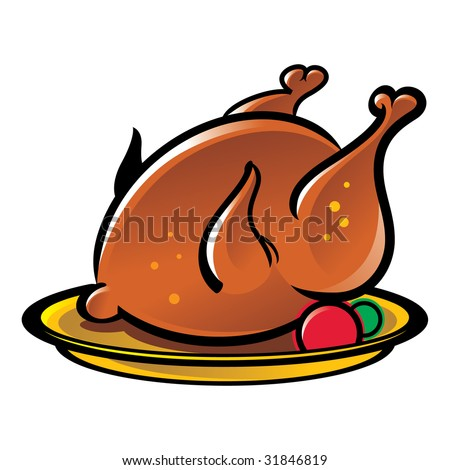 fried chicken stock vector 31846819 shutterstock rh shutterstock com fried chicken clip art free fried chicken dinner clip art