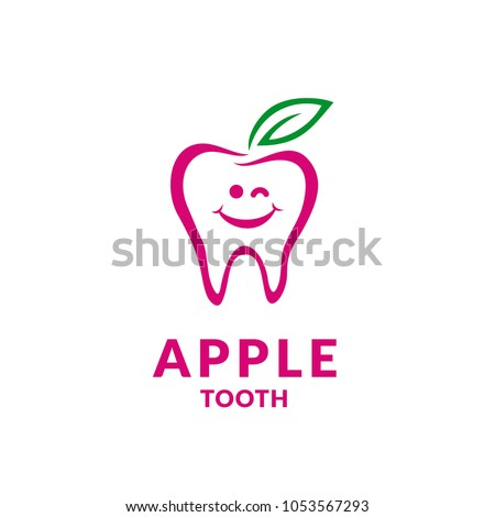 Friendly Cute Dental Logo Design Inspiration